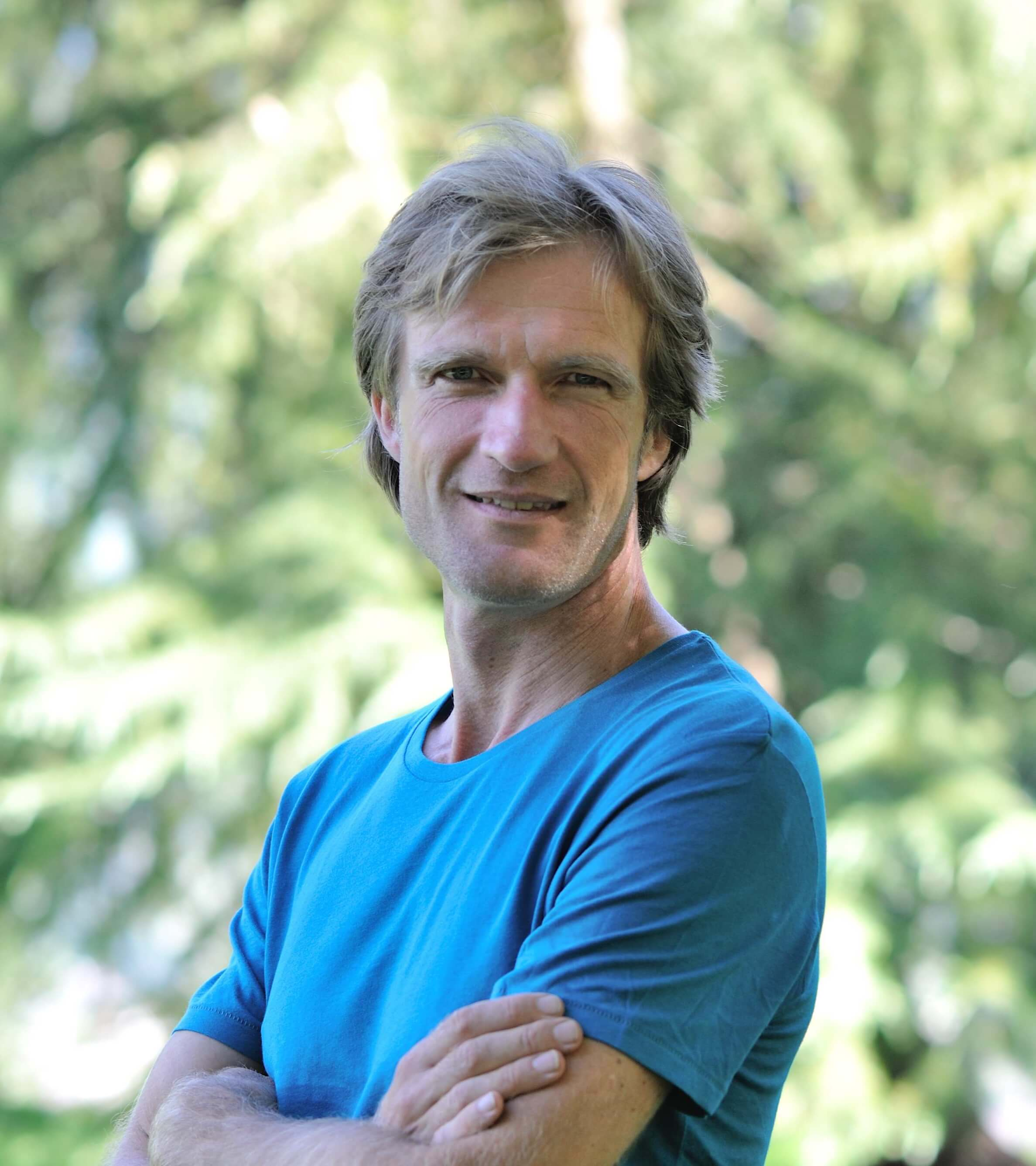 Photo de Fabien Bergeron créateur de Novacteur