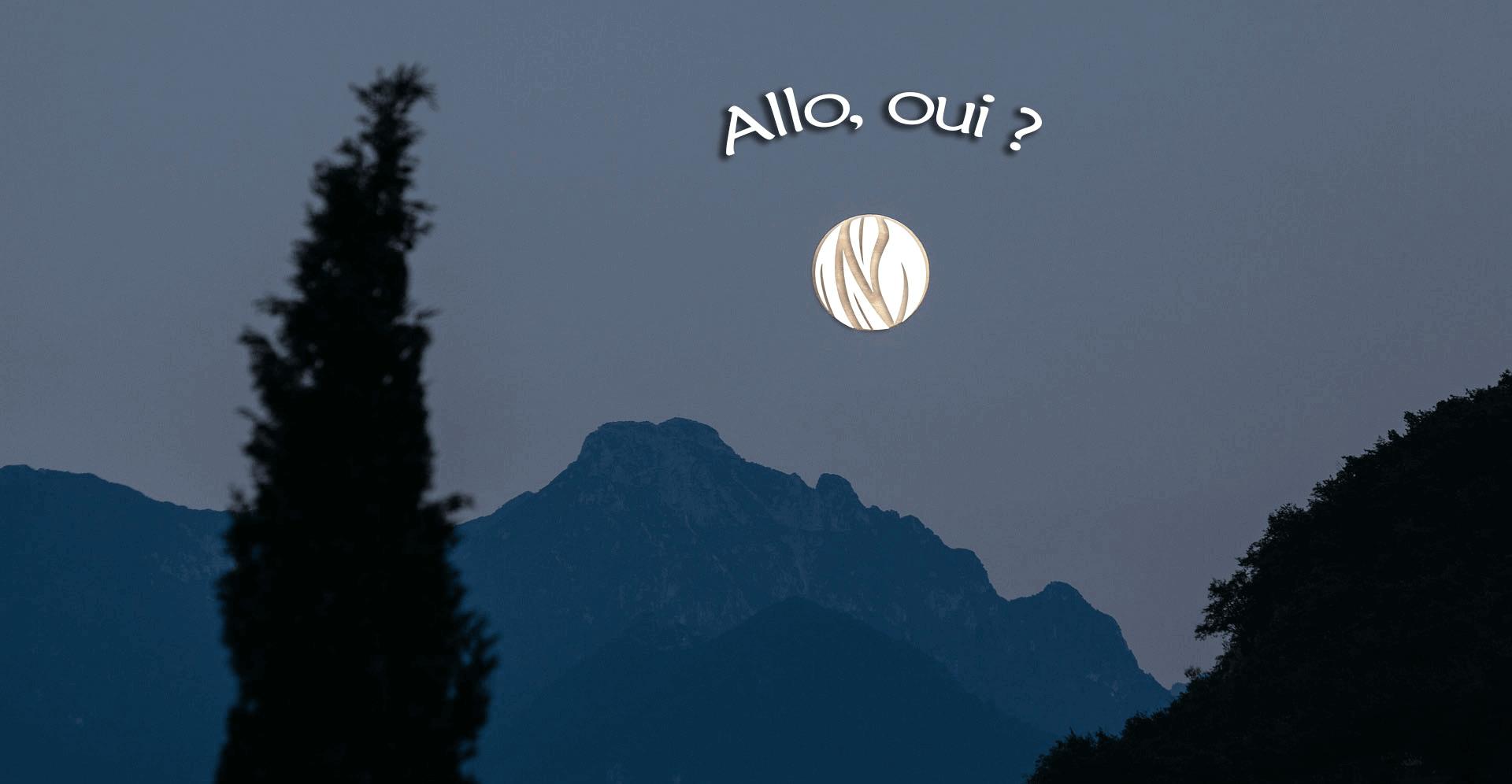 photo des montagnes de Savoie
